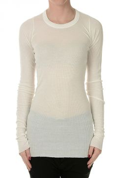 Long sleeve Ribbed Tee