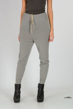 Pantalone Jogger in Lana