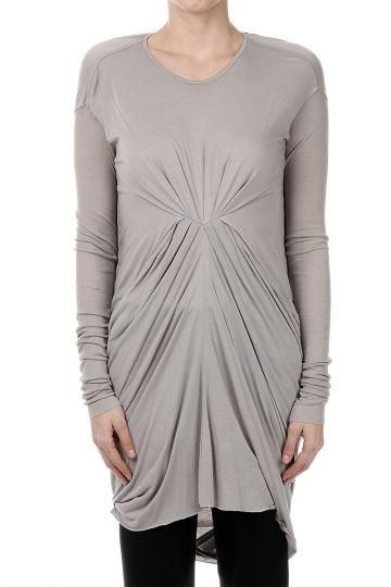 LILIES Long Sleeves Asymmetric Cut Dress