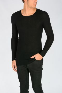 Cashmere BIKER LEVEL Sweater