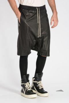 Pantaloni Corti BOXER PODS in Pelle