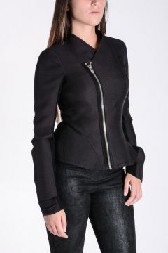 Cotton Blend PRINCESS BIKER Jacket
