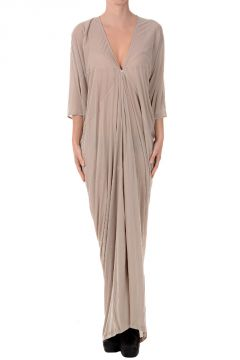 DRKSHDW Maxi Draped Dress KITE