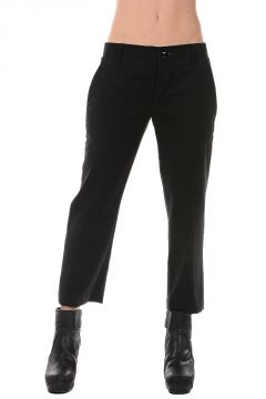 Virgin Wool Stretch CLASSIC CROPPED Pants