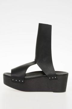 Sandalo SPARTAN SABOT in Pelle