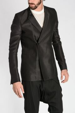 Virgin Wool Blend SHARP Blazer