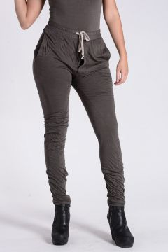 DRKSHDW Leggings DBL in Cotone DARK DUST