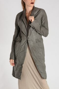 Cotton Coat Darkdust