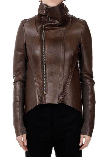 LILIES Leather NASKA BIKER Jacket