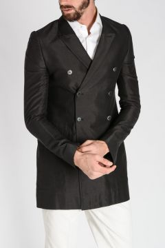 Double Breasted Wool Blend JMF Blazer