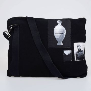 DRKSHDW Canvas BIG WORKBAG with Patches