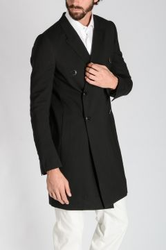 Double Breasted Stretch Wool JMF SOFT PEA Blazer
