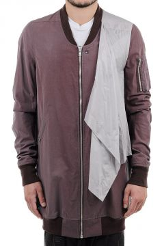CONTAINED FLIGHT Long Cotton Jacket