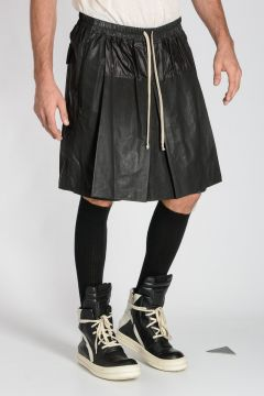 Coated Cotton FAUN SHORTS Pants