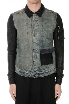DRKSHDW COLD WORKER Denim Jacket