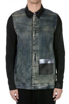 DRKSHDW BUILDER COMBO Denim Jacket