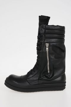 Leather CARGOBASKET Boots