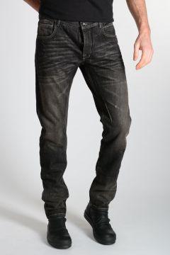 DRKSHDW Jeans BERLIN CUT in Denim TRASHED BLACK 18 cm