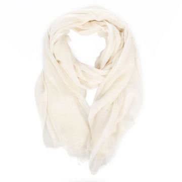 CONNIE Foulard in Cotton, Cashmere and Silk