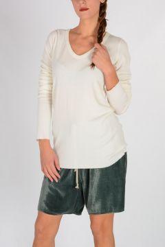 Wool & Angora T-shirt