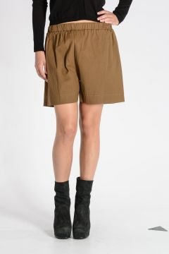 LARGE PODS Shorts MUSTARD