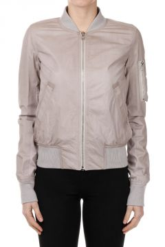 Bomber FLIGHT BOMBER CROPPED in Pelle