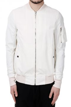 Cotton Blend Jacket FLIGHT BOMBER
