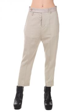 Cropped LOW CROTCH CLASSIC CROPPED Pants