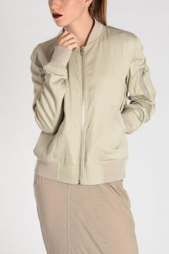 Giubbotto FLIGHT BOMBER CROPPED