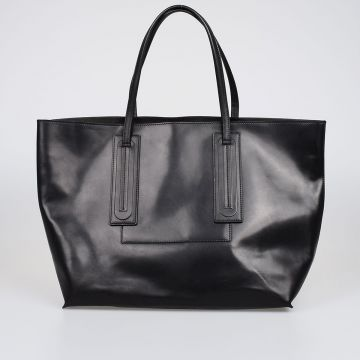 Leather BIG SHOPPER Bag