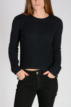 Knitted LUPETTO BIKER Sweater PASSPORT