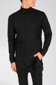Cashmere MOODY TURTLE Sweater