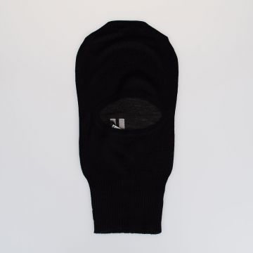 Virgin Wool LONG SKULL Hat