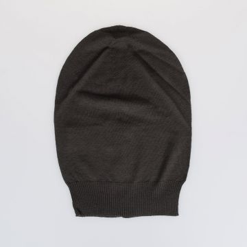 Virgin Wool OVER HAT Hat Darkdust