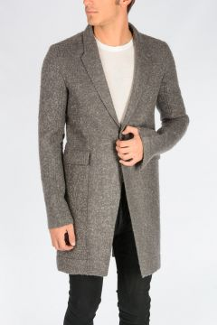 Virgin Wool Mohair FAUN JACKET Coat