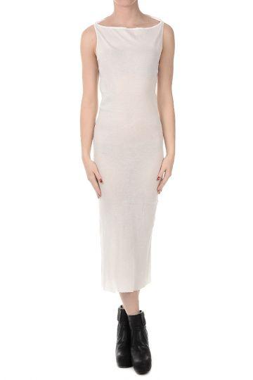 TANK SLIP Cotton Dress