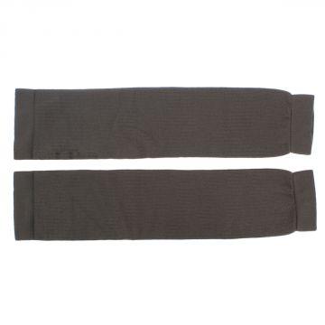 Wool Knit Leg Warmer Dark Dust