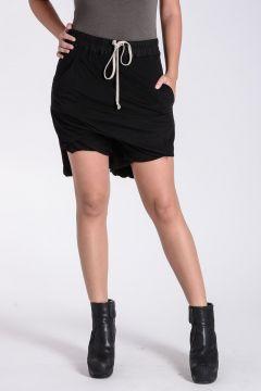 DRKSHDW Pantalone LOTUS SHORT in Cotone