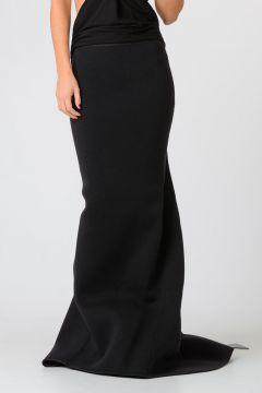 LILIES Maxi Scuba Skirt