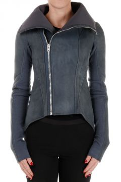 SLILIES Leather NASKA BIKER Jacket Passport