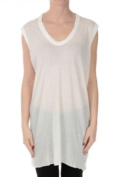 Jersey Cotton Sleeveless Top