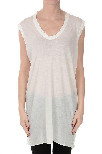Jersey Cotton Sleeveless Top