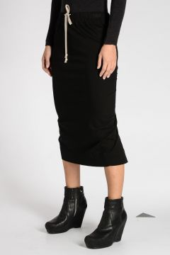 DRKSHDW PILLAR Cotton Skirt