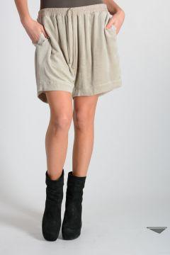 Velvet Shorts PLAIN BOXER