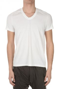 T-shirt SMALL LEVEL T V NECK in Cotone