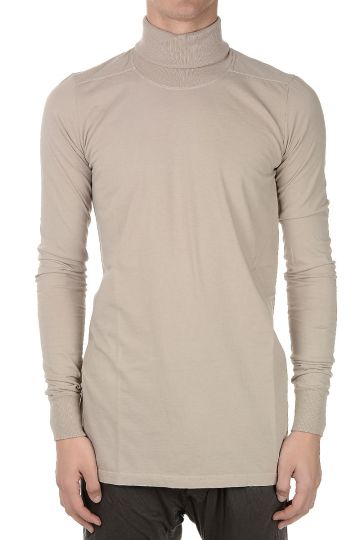 Long Sleeves Cotton T-Shirt