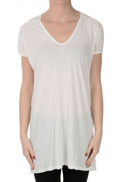Cotton and Silk FLOATING T- shirt