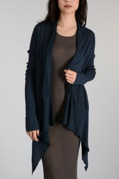 Cotton MEDIUM WRAP Cardigan PASSPORT