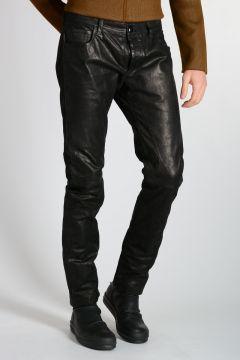 Pantaloni in Pelle