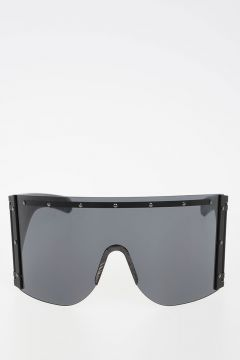 Horn Frame BLACK RAW Sunglasses